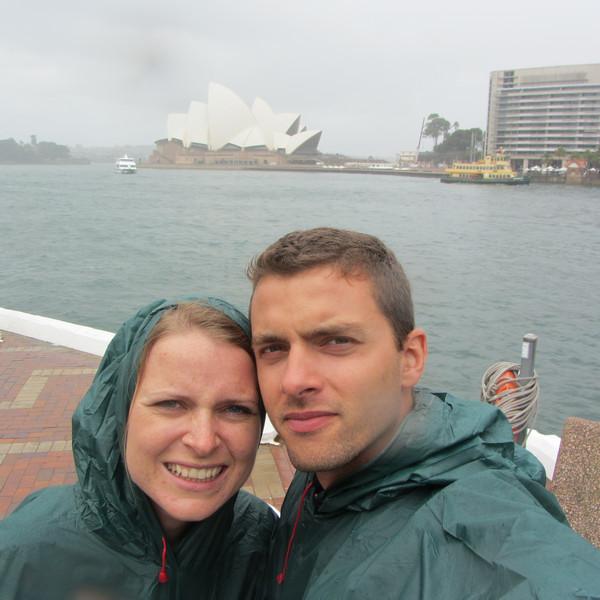 my v Sydney za deste