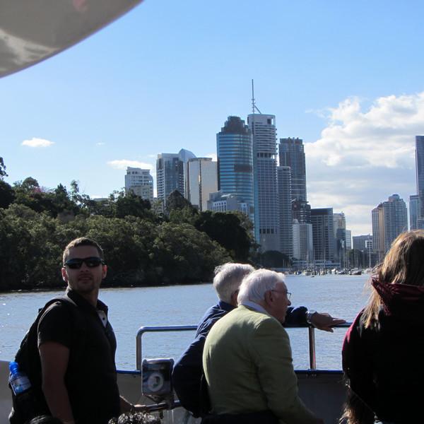 Brisbane trajekt