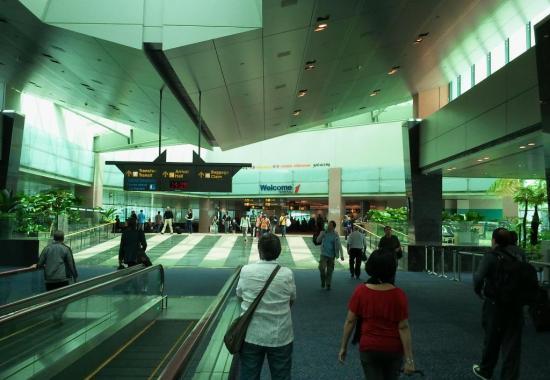 Singapur_letiste